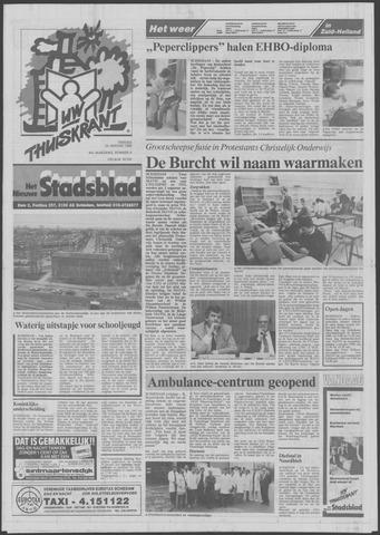 Het Nieuwe Stadsblad 1988-01-22