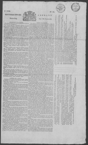 Rotterdamse Courant 1836-01-30