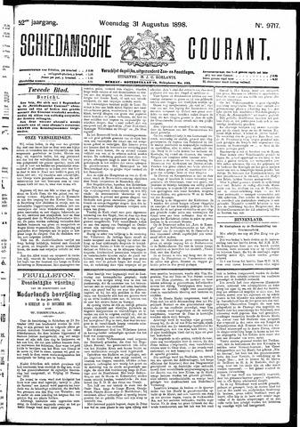 Schiedamsche Courant 1898-08-31