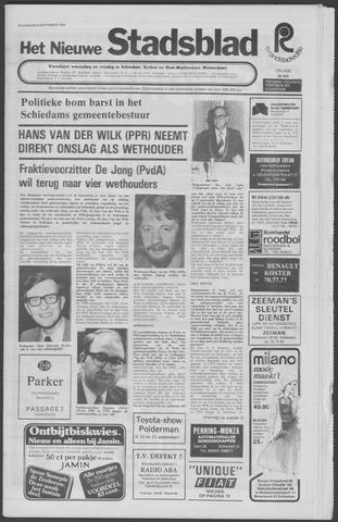 Het Nieuwe Stadsblad 1976-09-08