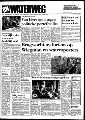Rotterdamsch Nieuwsblad / Schiedamsche Courant / Rotterdams Dagblad / Waterweg / Algemeen Dagblad 1987-03-10