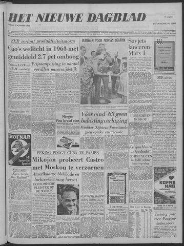 Nieuwe Schiedamsche Courant 1962-11-02