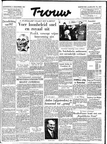 Trouw / De Rotterdammer 1955-12-08