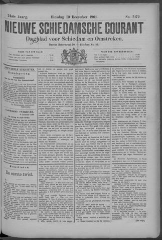 Nieuwe Schiedamsche Courant 1901-12-10