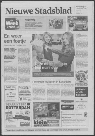 Het Nieuwe Stadsblad 2011-12-14
