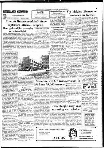 Rotterdamsch Nieuwsblad / Schiedamsche Courant / Rotterdams Dagblad / Waterweg / Algemeen Dagblad 1965-09-18