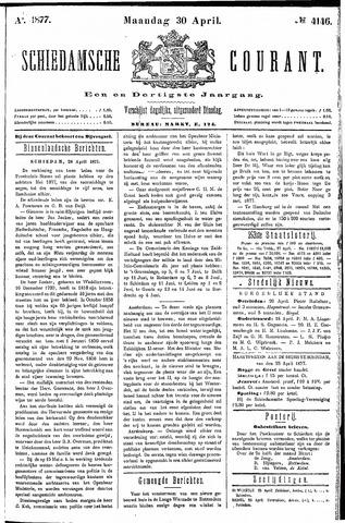 Schiedamsche Courant 1877-04-30