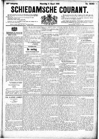 Schiedamsche Courant 1916-03-06