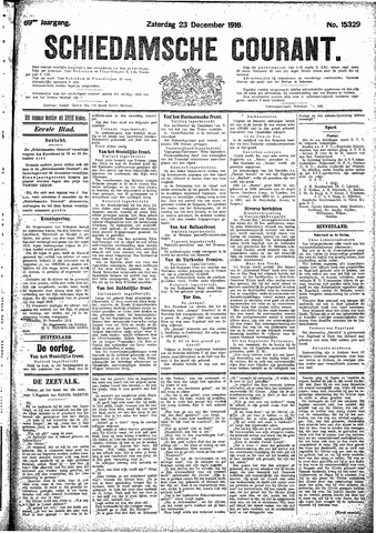 Schiedamsche Courant 1916-12-23