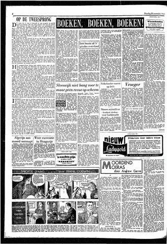 Rotterdamsch Parool / De Schiedammer 1957-11-26