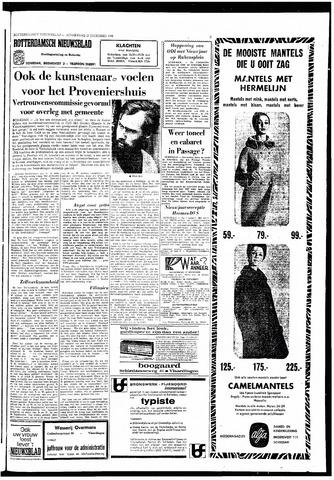 Rotterdamsch Nieuwsblad / Schiedamsche Courant / Rotterdams Dagblad / Waterweg / Algemeen Dagblad 1966-12-29