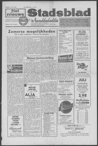 Het Nieuwe Stadsblad 1960-07-01