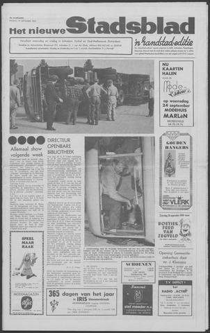 Het Nieuwe Stadsblad 1969-09-19