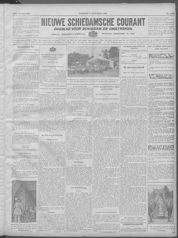 Nieuwe Schiedamsche Courant 1932-08-09