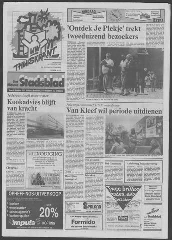 Het Nieuwe Stadsblad 1991-08-14