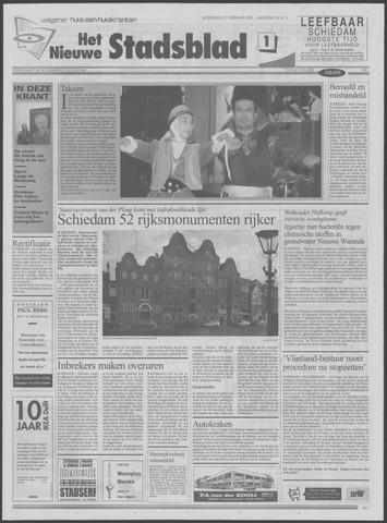 Het Nieuwe Stadsblad 2002-02-27