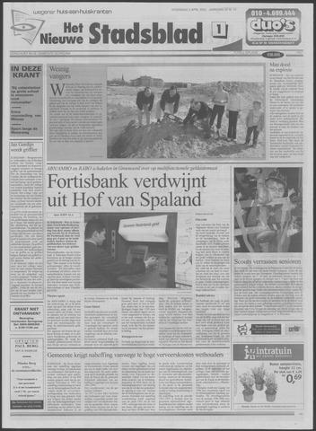 Het Nieuwe Stadsblad 2002-04-03