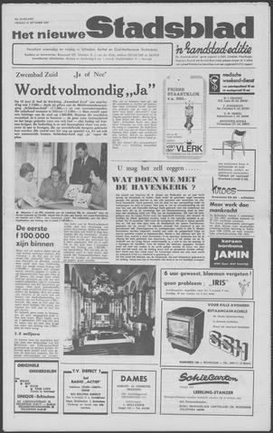 Het Nieuwe Stadsblad 1967-09-15