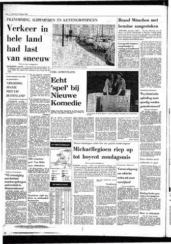 Rotterdamsch Parool / De Schiedammer 1970-02-16