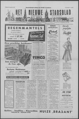 Het Nieuwe Stadsblad 1956-08-24
