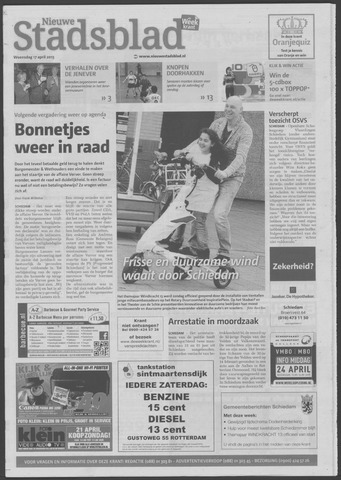 Het Nieuwe Stadsblad 2013-04-17
