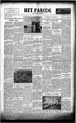 Rotterdamsch Parool / De Schiedammer 1947-04-03