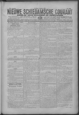 Nieuwe Schiedamsche Courant 1925-08-08