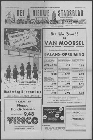 Het Nieuwe Stadsblad 1956-01-04