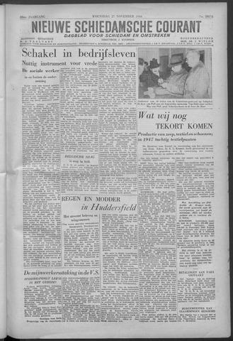 Nieuwe Schiedamsche Courant 1946-11-27