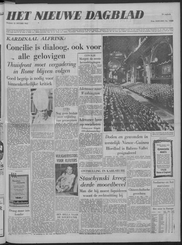 Nieuwe Schiedamsche Courant 1962-10-12