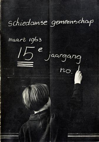 Schiedamse Gemeenschap (tijdschrift) 1963-03-01