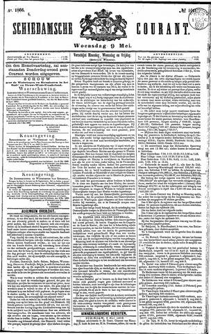 Schiedamsche Courant 1866-05-09