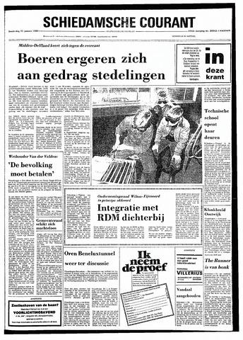 Rotterdamsch Nieuwsblad / Schiedamsche Courant / Rotterdams Dagblad / Waterweg / Algemeen Dagblad 1980-01-31