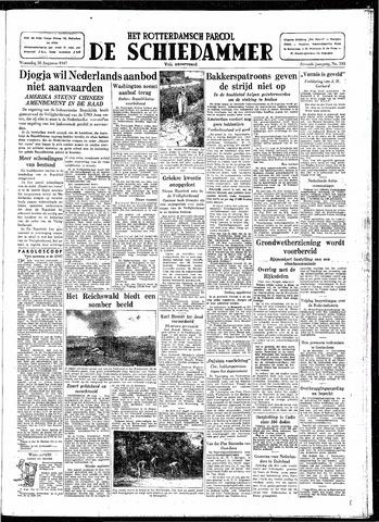 Rotterdamsch Parool / De Schiedammer 1947-08-20