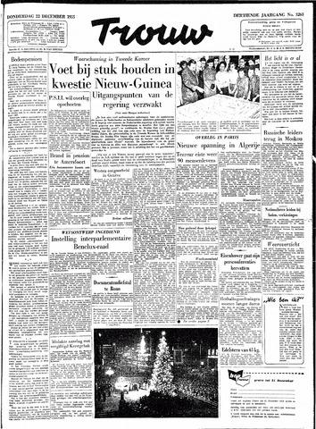 Trouw / De Rotterdammer 1955-12-22