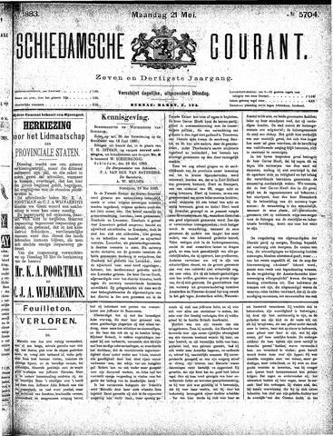 Schiedamsche Courant 1883-05-21