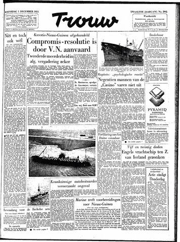 Trouw / De Rotterdammer 1954-12-01