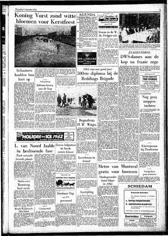 Rotterdamsch Parool / De Schiedammer 1961-12-27