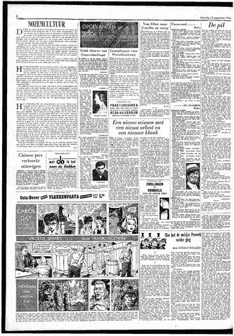 Rotterdamsch Parool / De Schiedammer 1959-09-12