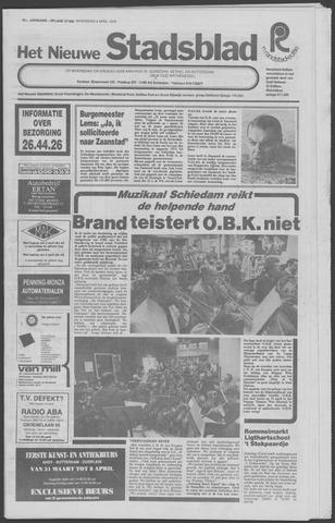 Het Nieuwe Stadsblad 1979-04-04