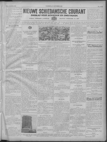 Nieuwe Schiedamsche Courant 1932-10-05