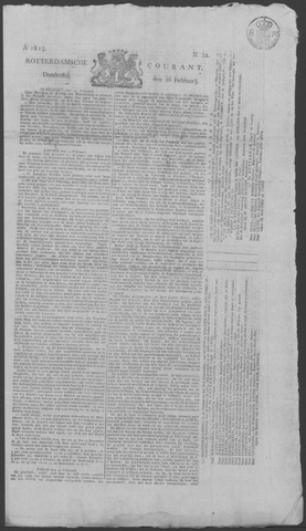 Rotterdamse Courant 1823-02-20