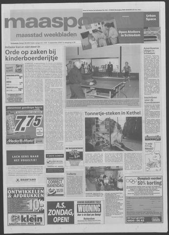 Maaspost / Maasstad / Maasstad Pers 2000-09-06