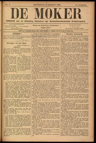 De Moker 1906-03-10