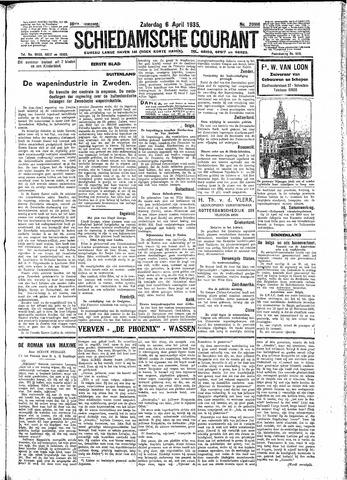 Schiedamsche Courant 1935-04-06