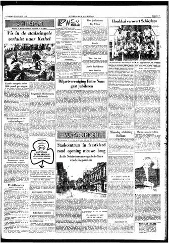 Rotterdamsch Nieuwsblad / Schiedamsche Courant / Rotterdams Dagblad / Waterweg / Algemeen Dagblad 1959-10-03