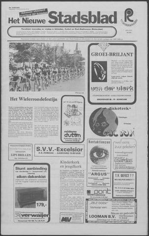 Het Nieuwe Stadsblad 1974-08-09