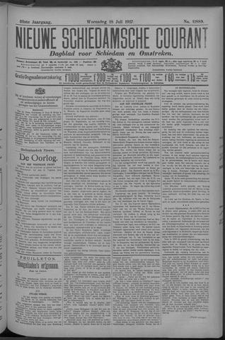 Nieuwe Schiedamsche Courant 1917-07-18