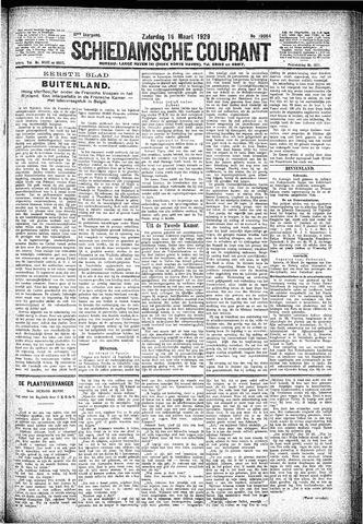 Schiedamsche Courant 1929-03-16