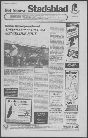 Het Nieuwe Stadsblad 1977-12-07